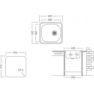 Compact CM* 465.435 GT 6К