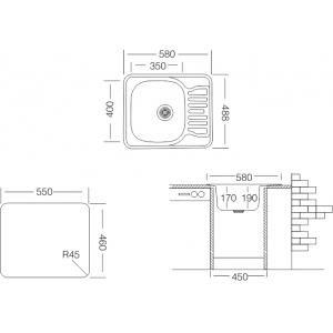 Comfort CO* 580.488 GT 8К