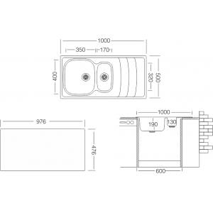 GRAND GR* 1000.500.15 GT 8К V